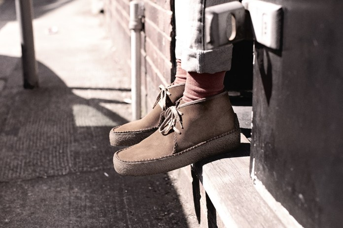 Oi Polloi x Clarks Originals Wallabee Ridge