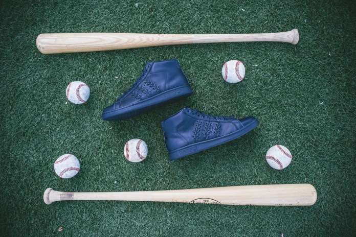 Opening Ceremony x adidas Originals 2014 Spring/Summer Baseball Stan Smith