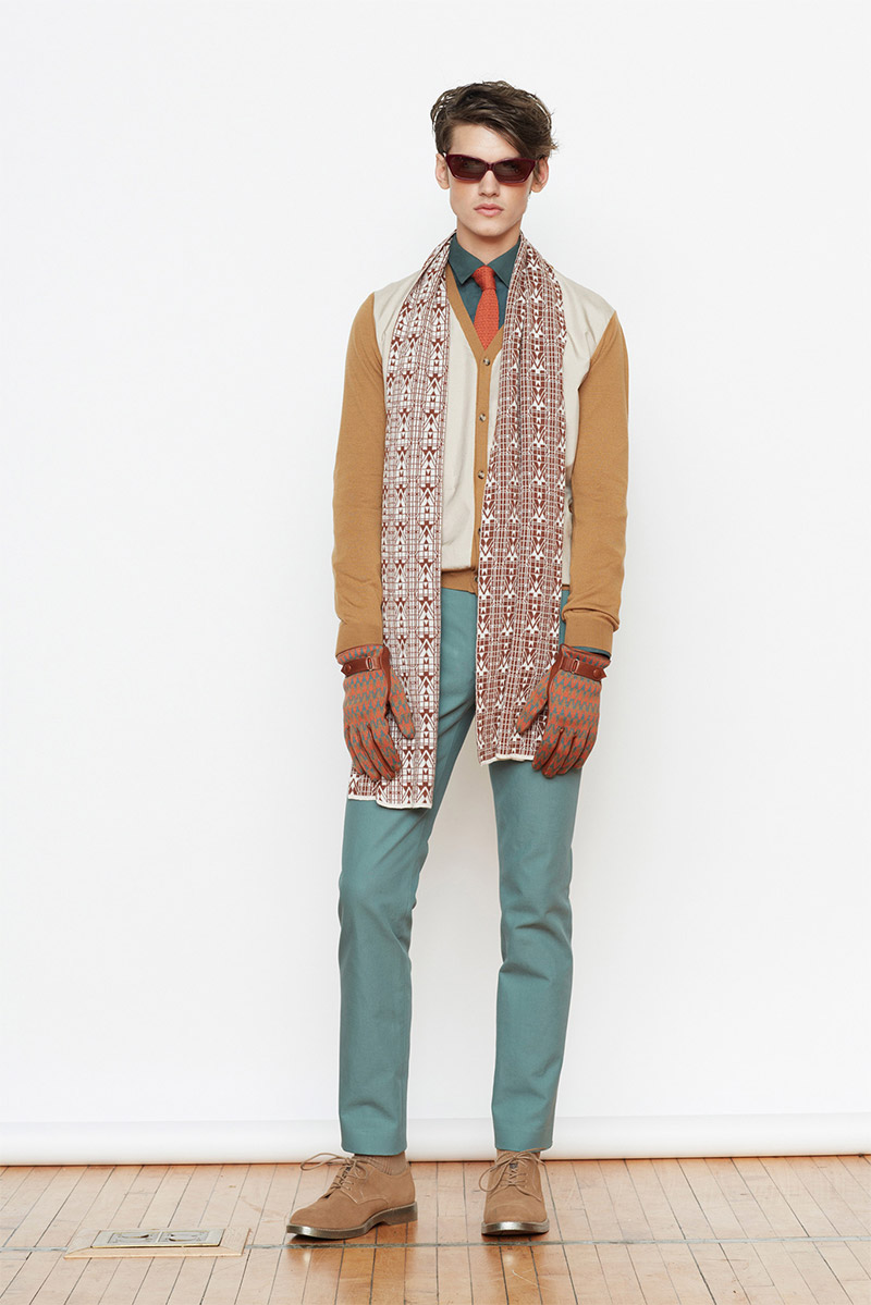 orley 2014 fall winter collection