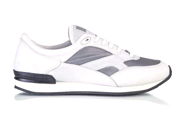 """Our Legacy Runner III """"White Silver"""""""