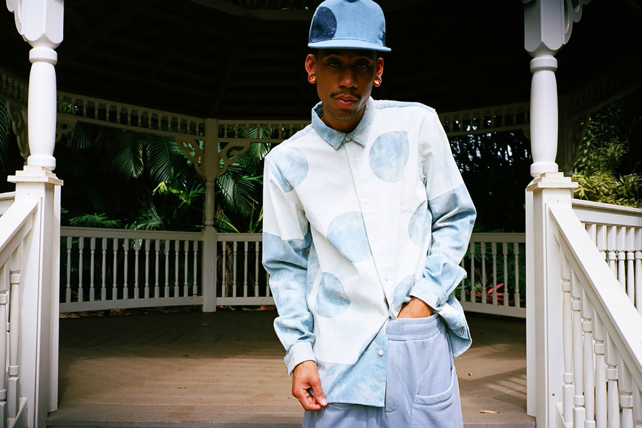 pam 2014 spring summer acid polke lookbook