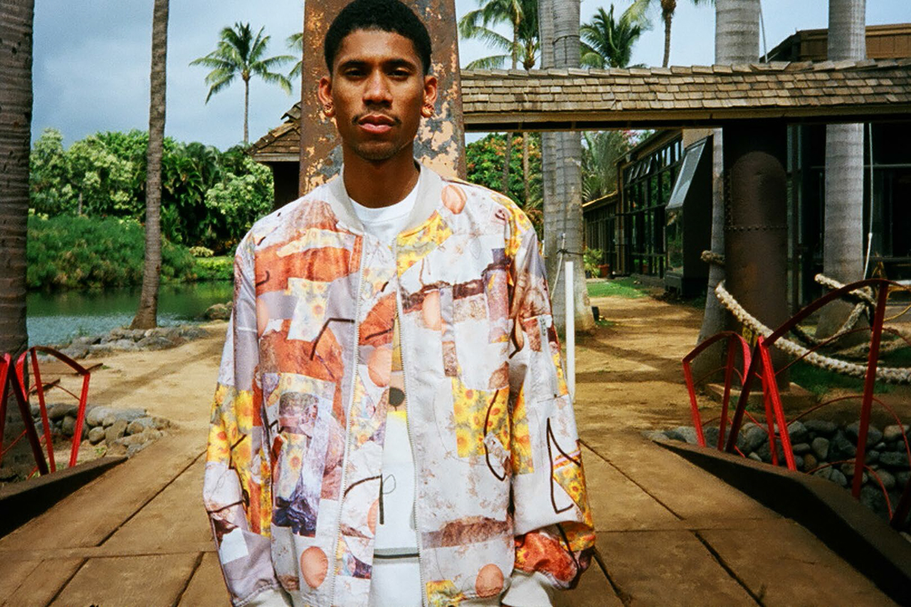 "PAM 2014 Spring/Summer ""Acid Polke"" Lookbook"
