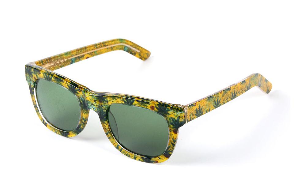 """P.A.M x SUPER """"Helianthus"""" Sunglasses"""