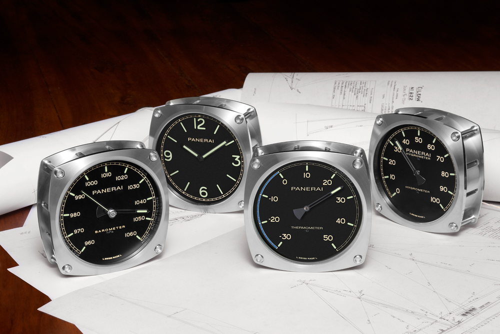 panerai introduces the eilean collection