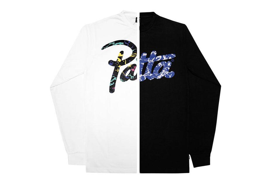 patta x ill studio x la mjc all gone 2013 ls shirt