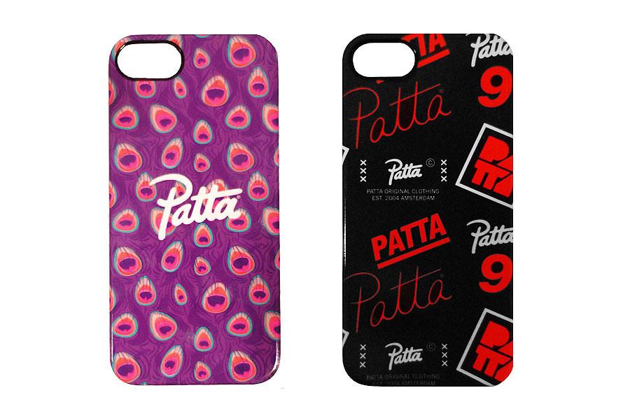 patta x uncommon 2014 spring iphone 5 5s cases