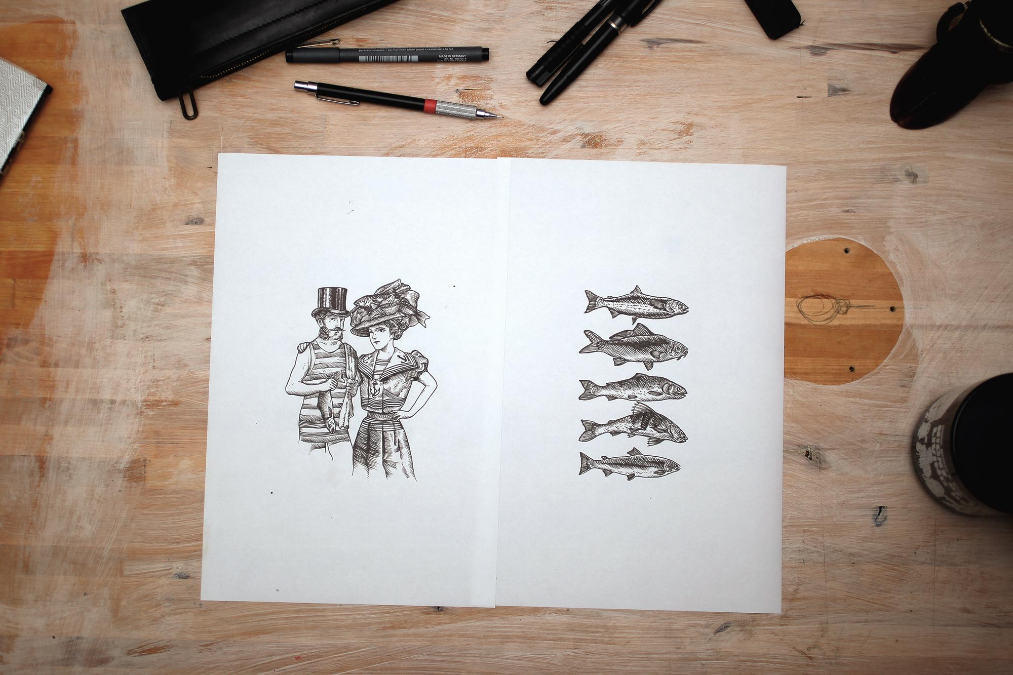 pen paper fortifem