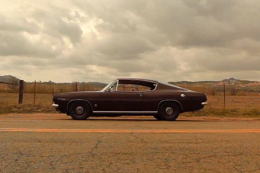 Petrolicous Gets Up Close with a 1967 Plymouth Barracuda Formula S