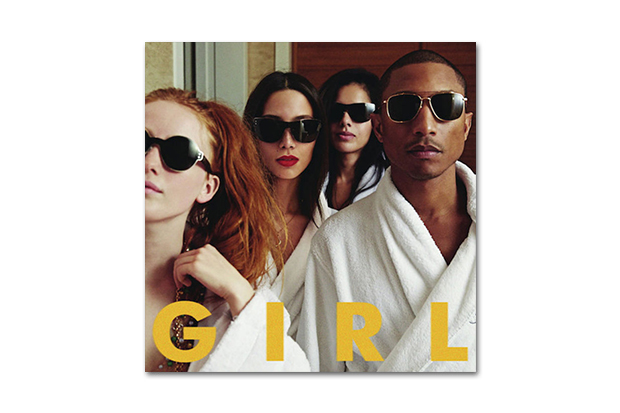 Pharrell – G I R L (Album Stream)