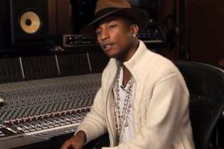 "Pharrell Talks Making Meaningful Music, Lorde, Jay Z and Kendrick Lamar, and ""Blurred Lines"" Video"