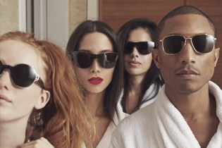 Pharrell Williams Announces 'G I R L' Album