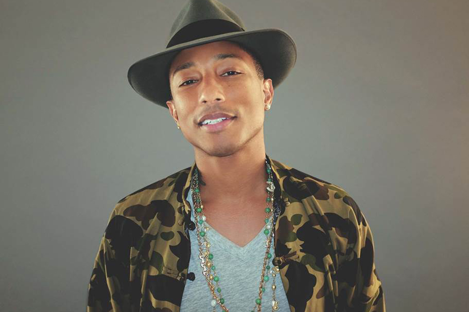 "G-Star and  Bionic Yarn Launch ""RAW for the Oceans"" with Pharrell Williams"