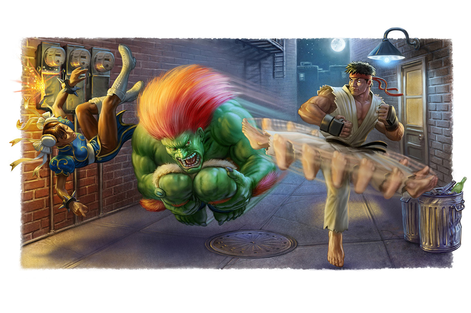 http://hypebeast.com/2014/2/polygon-takes-an-inside-look-at-capcoms-street-fighter-2-an-oral-history