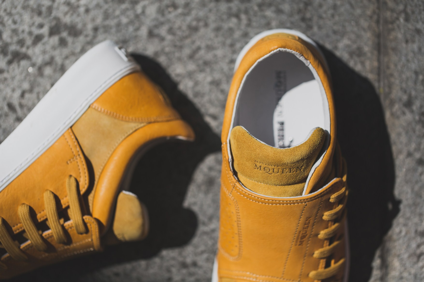 PUMA by Alexander McQueen Joust Evo Black & Yellow