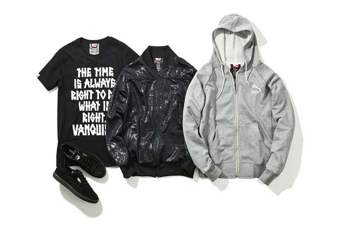 PUMA for VANQUISH 10th Anniversary Collection