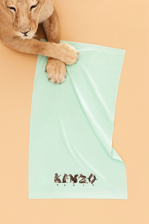 qiu yang for kenzo 2014 spring summer collection