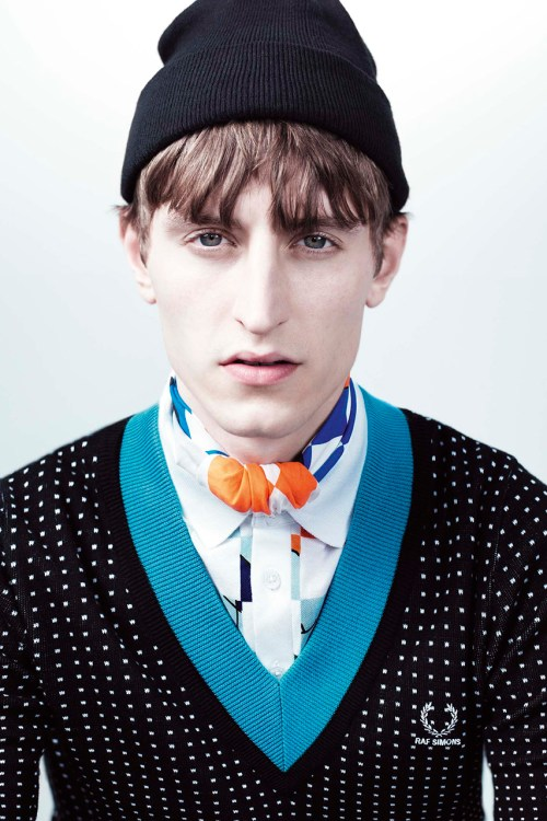 Raf Simons x Fred Perry Laurel Wreath 2014 Spring/Summer Collection
