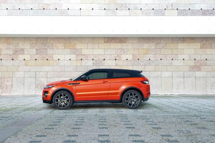 Range Rover 2014 Evoque Autobiography Dynamic