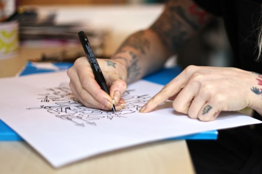Red Bull Curates Protégés x HYPEBEAST Presents Pen & Paper with Karolina Wojcik