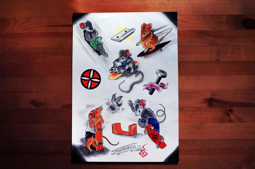 Red Bull Curates Protégés x HYPEBEAST Presents Pen & Paper with Toshikazu Nozaka