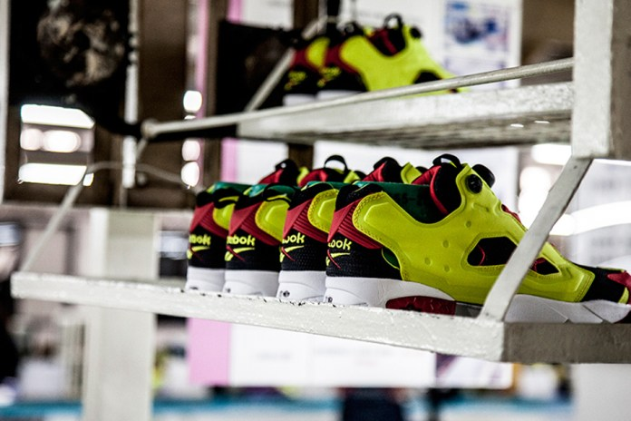 Sneaker Freaker Checks Out the Production of the Reebok Instapump Fury