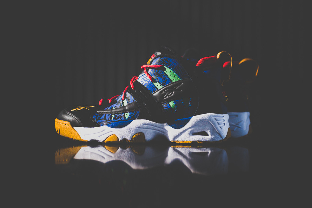 "Reebok The Rail ""Hip Hop Appreciation"" Pack"