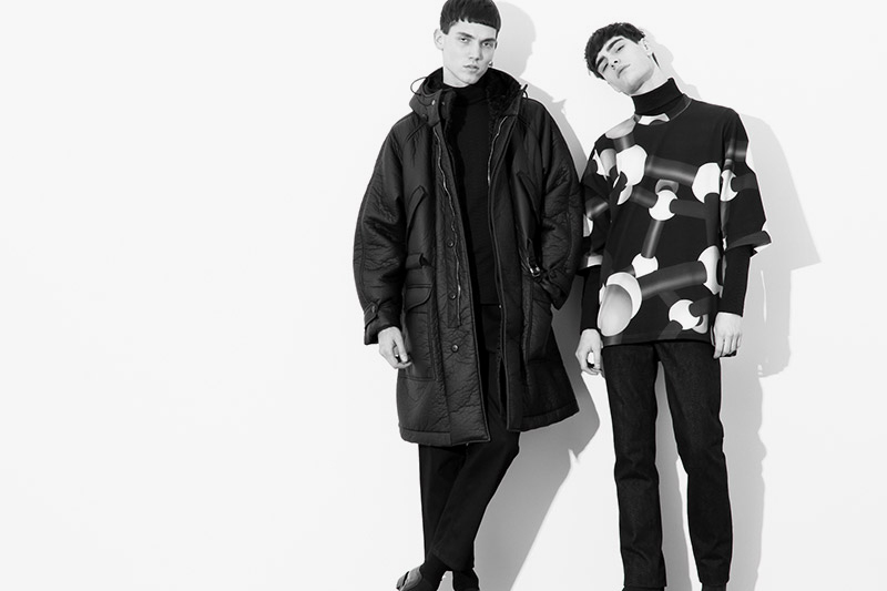 """Retrieval"" 2014 Fall/Winter Editorial by Fucking Young!"