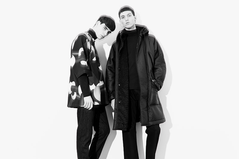 retrieval 2014 fall winter editorial by fucking young