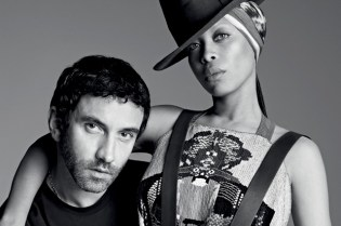 Riccardo Tisci Discusses Erykah Badu As New Face of Givenchy