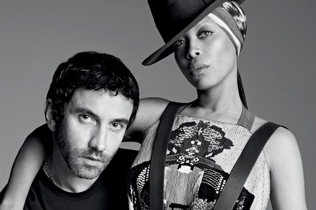 Riccardo Tisci Discusses Erykah Badu As New Face of Givenchy