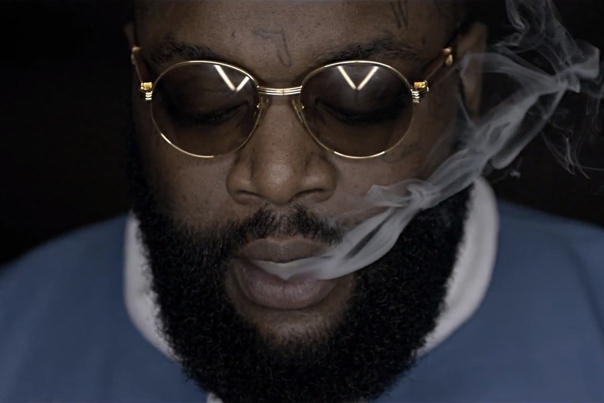 "Rick Ross featuring French Montana & Diddy ""Nobody"" Music Video"