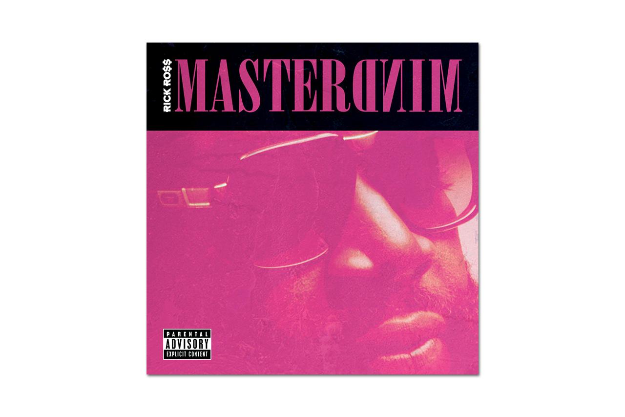 rick ross mastermind album stream