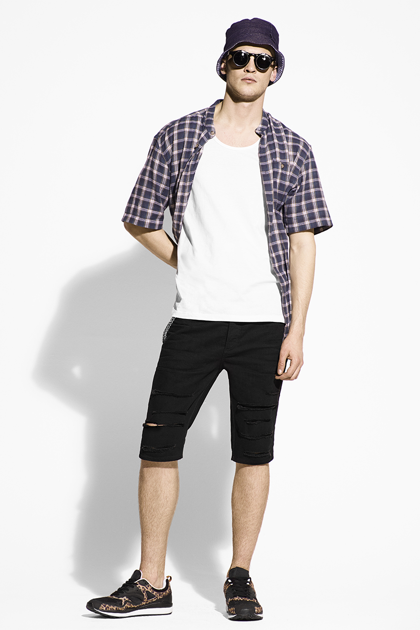 River Island 2014 High Summer Lookbook