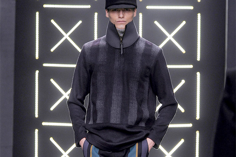 Robert Geller 2014 Fall/Winter Collection