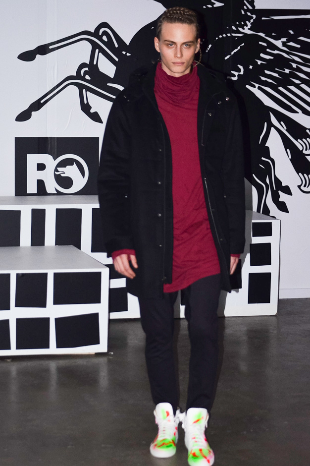 rochambeau 2014 fall winter collection