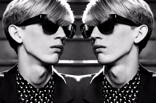 Saint Laurent 2014 Spring/Summer Campaign Preview