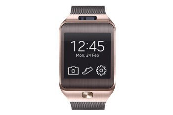 Samsung Debuts New Gear 2 Smartwaches