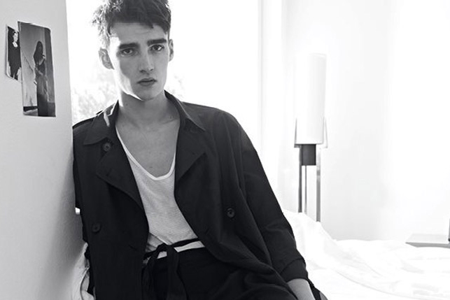 Sandro Homme 2014 Spring/Summer Campaign