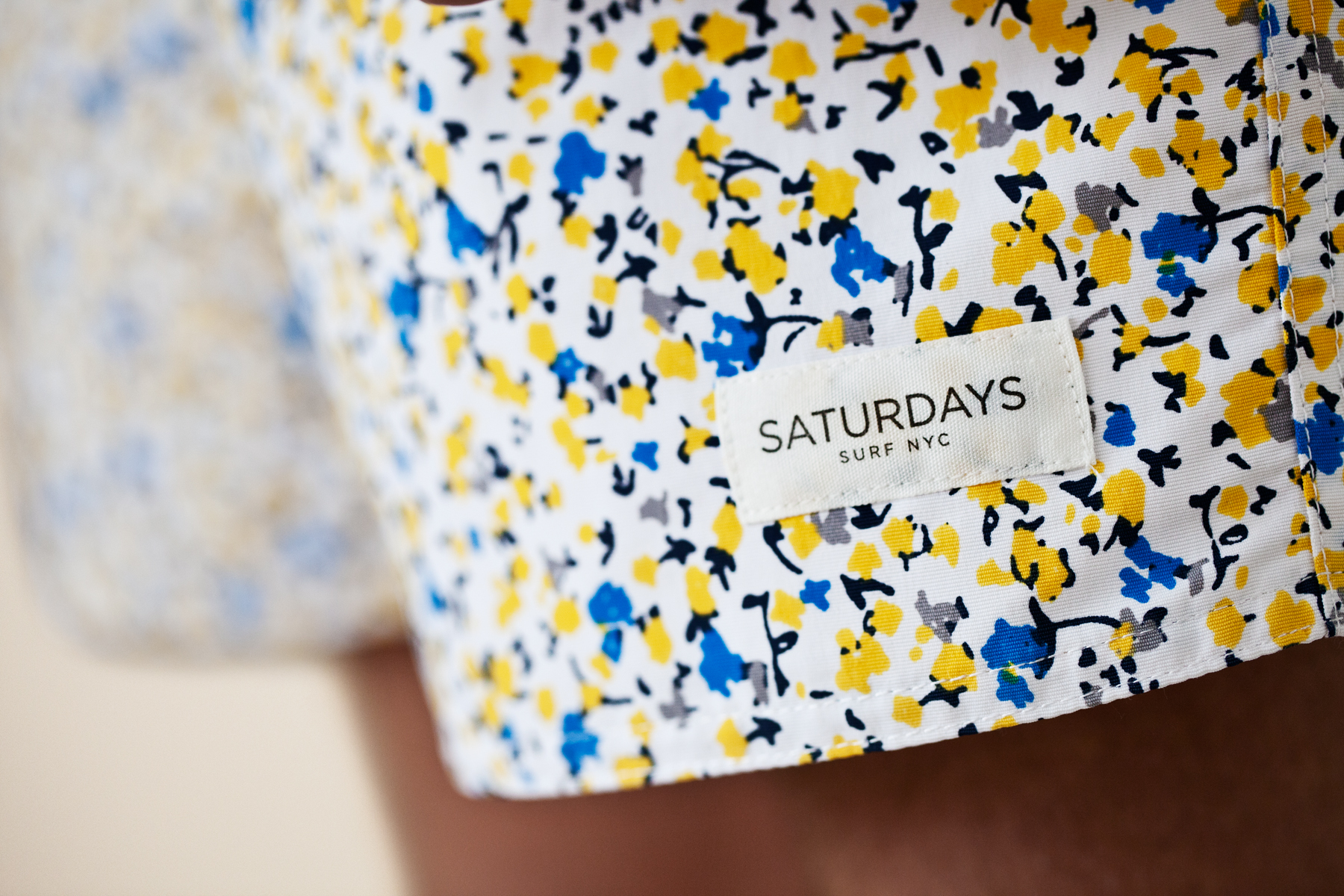 Saturdays Surf NYC 2014 Spring/Summer Collection