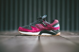 Saucony 2014 Spring Grid 9000