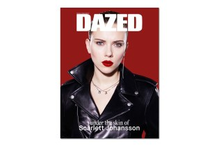 Scarlett Johansson Covers the Redesigned 2014 Spring Issue of DAZED Magazine