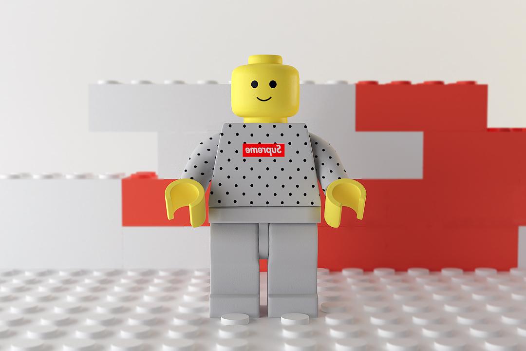 Simeon Georgiev Adorns LEGO Figures with Streetwear