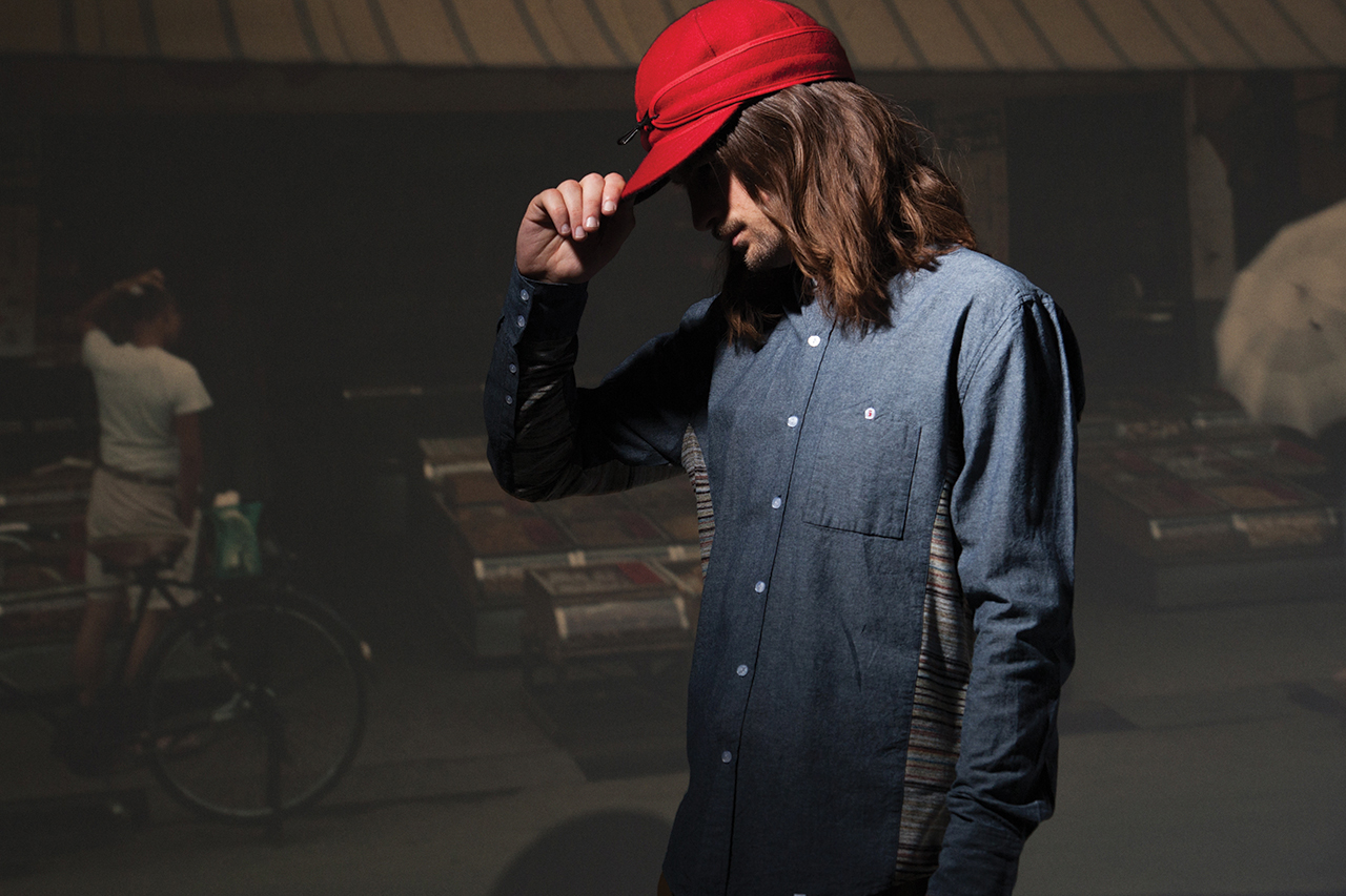 SLVDR 2014 Pre-Fall Lookbook
