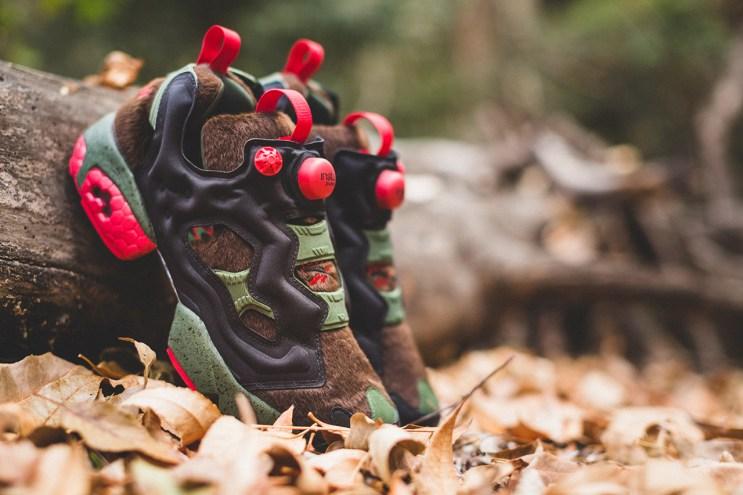 A Closer Look at the Sneaker Politics x Reebok Instapump Fury 20th Anniversary