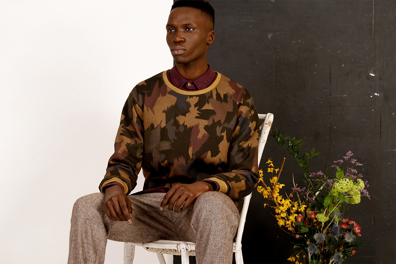 Son Of Wild 2014 Fall/Winter Lookbook