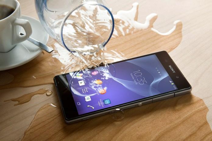 Sony Xperia Z2 Waterproof Smartphone