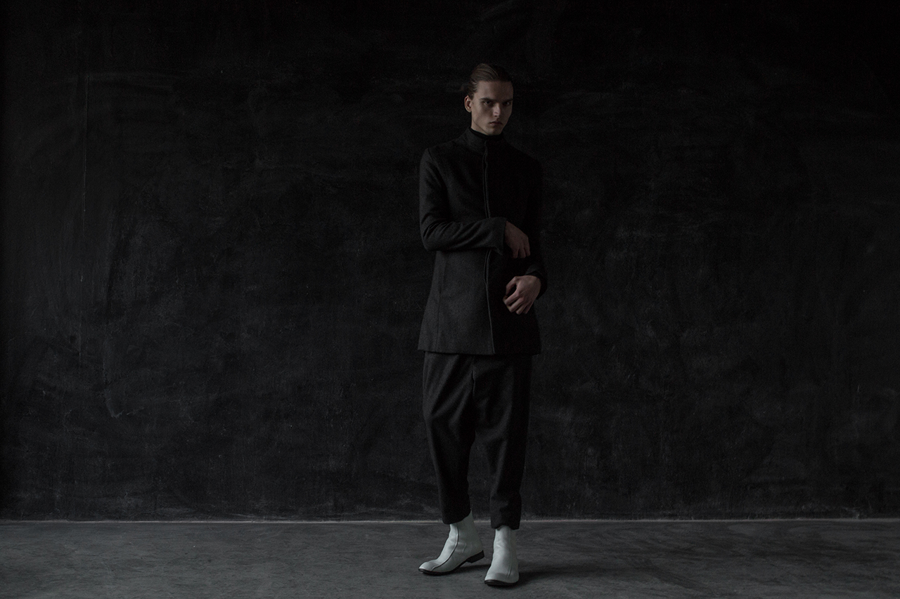 SOSNOVSKA 2014 Fall/Winter Lookbook