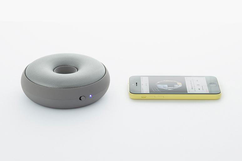 Spalvieri/Del Ciotto Studio Hoop Bluetooth Speaker