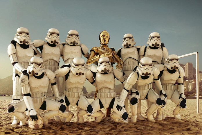 VISA Taps Star Wars and The Simpsons for Its World Cup 2014 Campaign