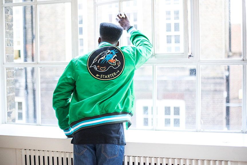 Starter Black Label 2014 Spring/Summer Lookbook